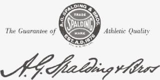 Spalding Retires