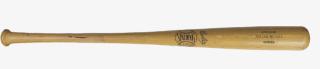 First Baseball Bat