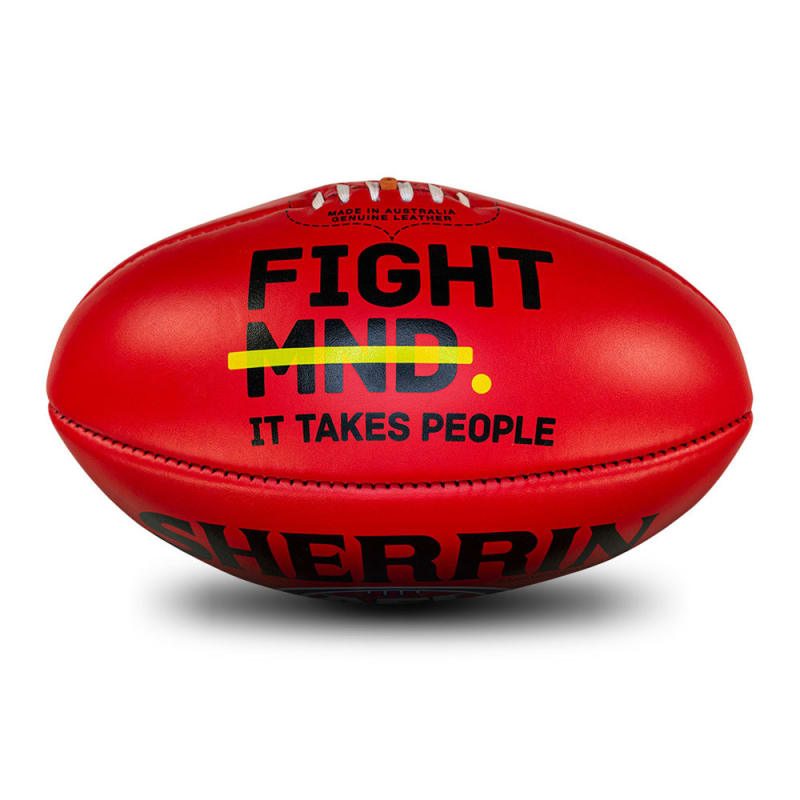 Fight MND Game Ball
