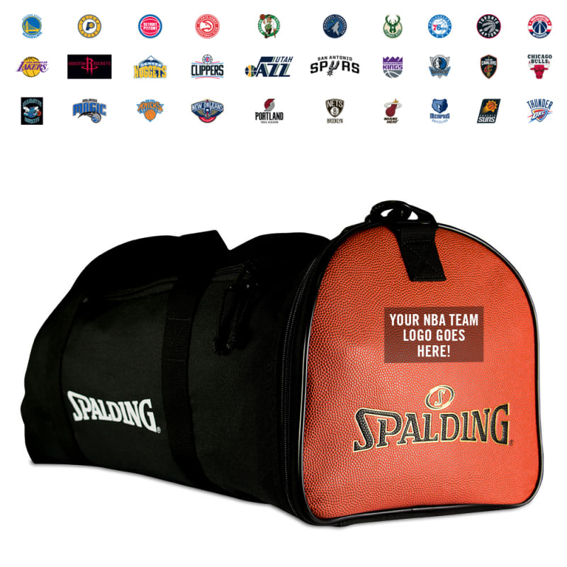 NBA Team Travel Bag