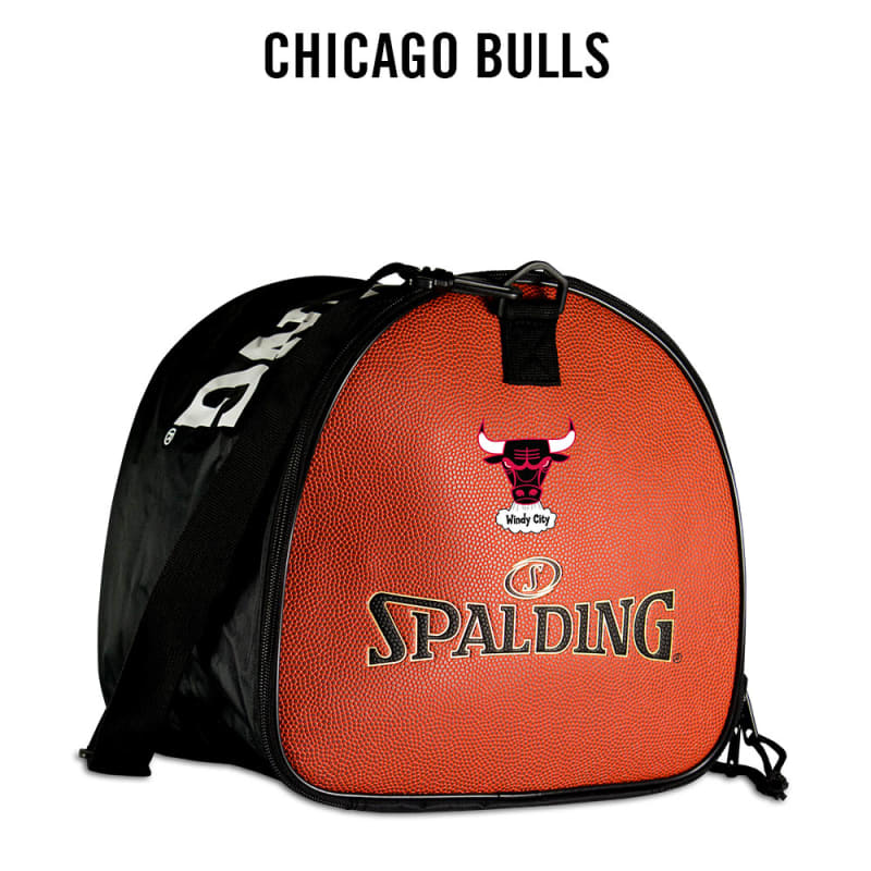 Retro NBA Team Basketball Bag