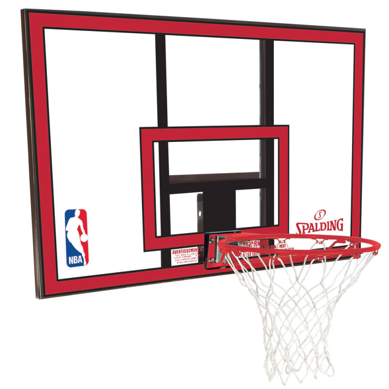 44 Inch NBA Polycarbonate Combo