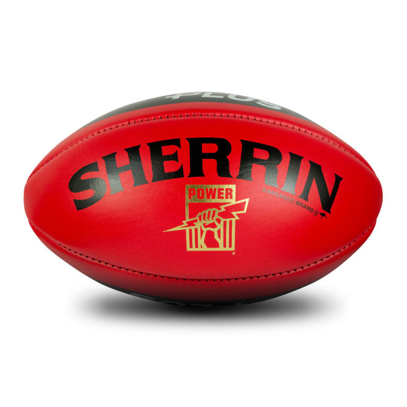 Port Adelaide Game Ball - Red