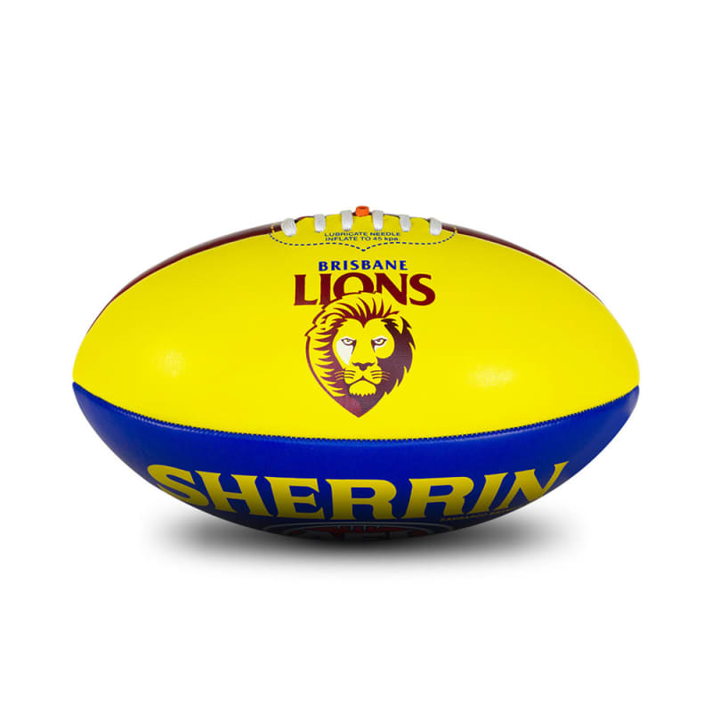 Personalised Brisbane Ball - Size 3