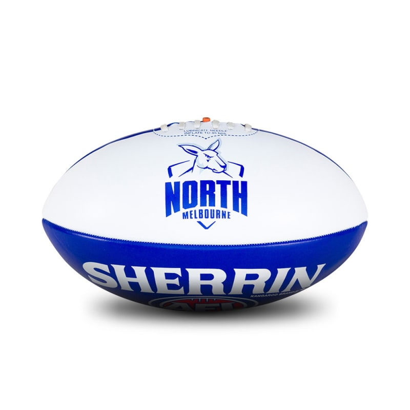 Personalised North Melbourne Ball - Size 3