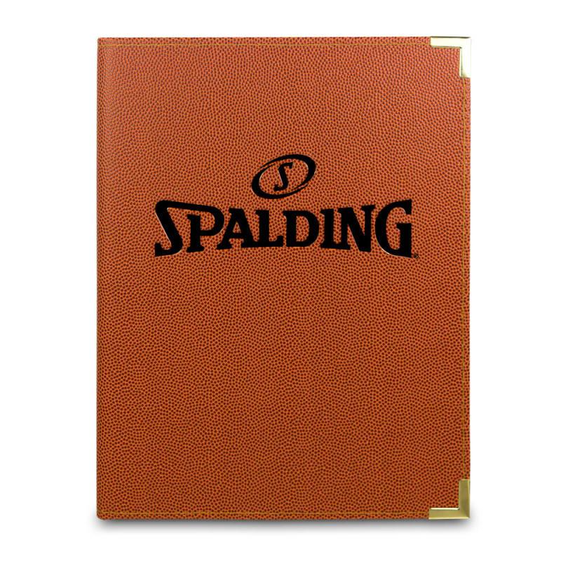 Spalding Folder - A4 Orange