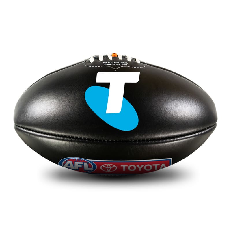 2020 Toyota AFL Finals Series Game Ball - Black