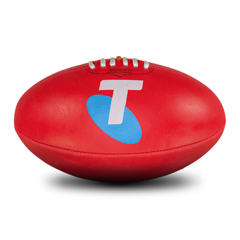 2020 Toyota AFL Finals Series Game Ball Replica - Red