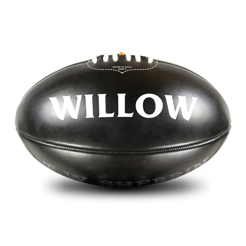 Personalised Black Football - Size 4