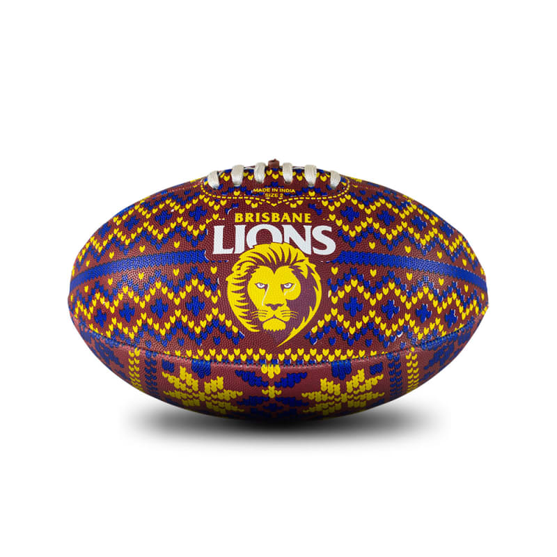Sweater Ball - Brisbane Lions