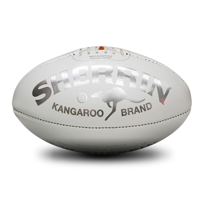 KB Game Ball - White - Size 5