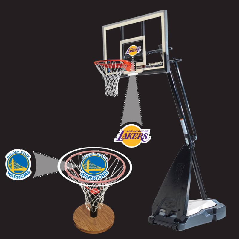 NBA Team Sticker
