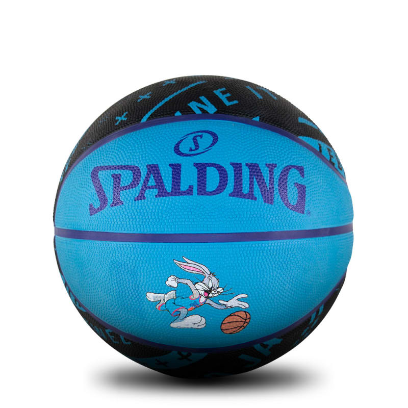 Spalding® x Space Jam: Tune Squad and Bugs Ball