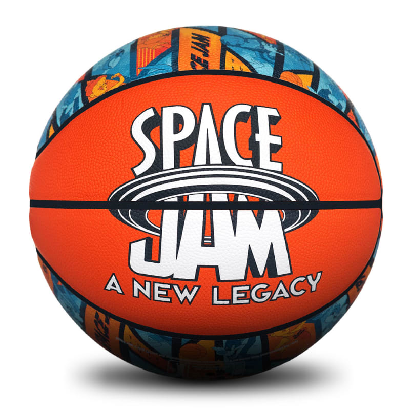 Spalding® x Space Jam: A new legacy Composite Ball