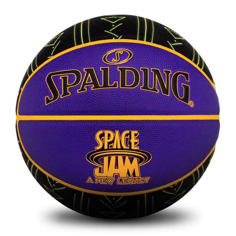Spalding® x Space Jam: A New Legacy Goon Squad 'Glow'