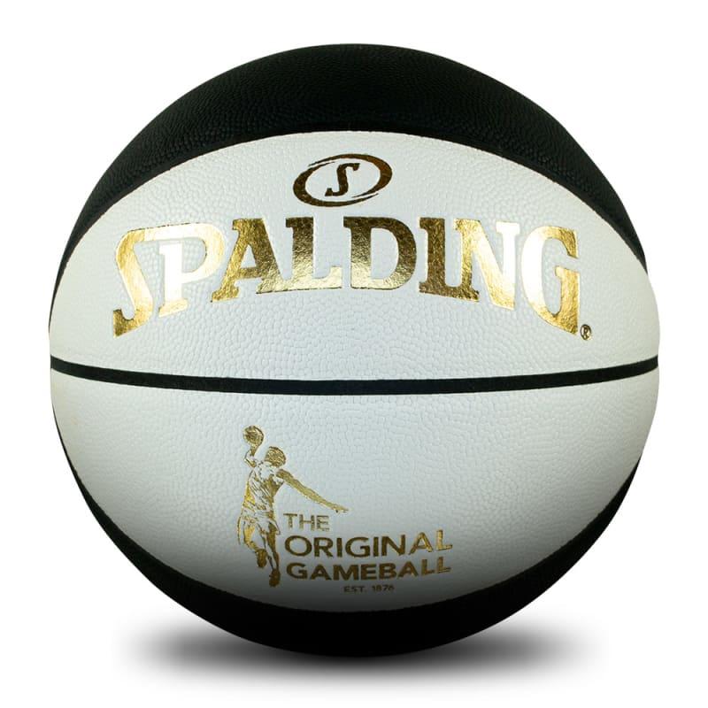 Original Game Ball - Black & White