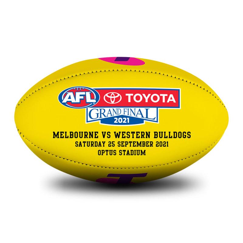 2021 TOYOTA AFL Grand Final Ball