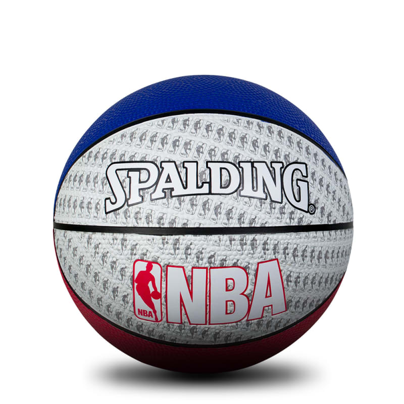 NBA MINI - Red/White/Blue - Size 3