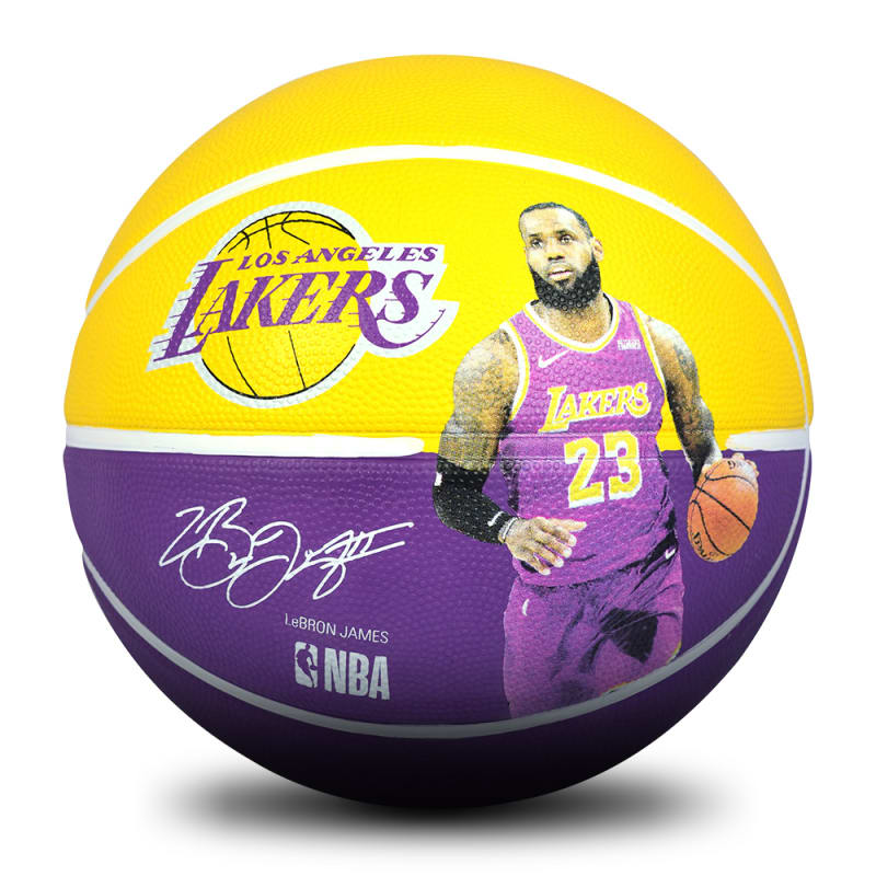 NBA Player Series - LeBron James - Size 7