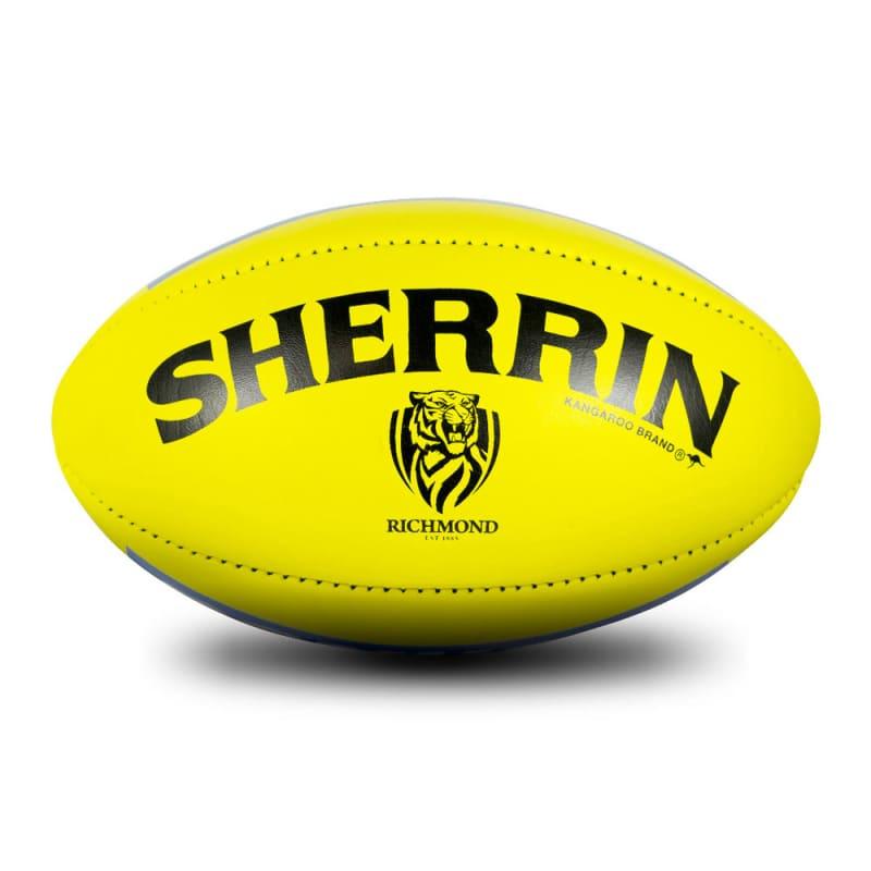 Richmond Game Ball - Yellow