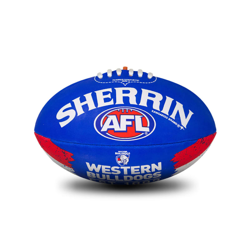Song Ball - Western Bulldogs