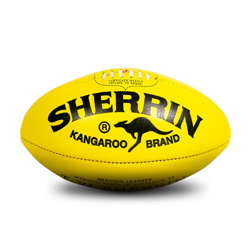 KB Game Ball - Yellow - Size 4
