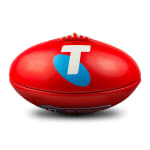2020 Toyota AFL Finals Series Game Ball - Red