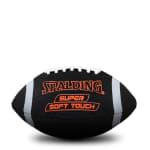 Super Soft Gridiron Football - Orange & Black