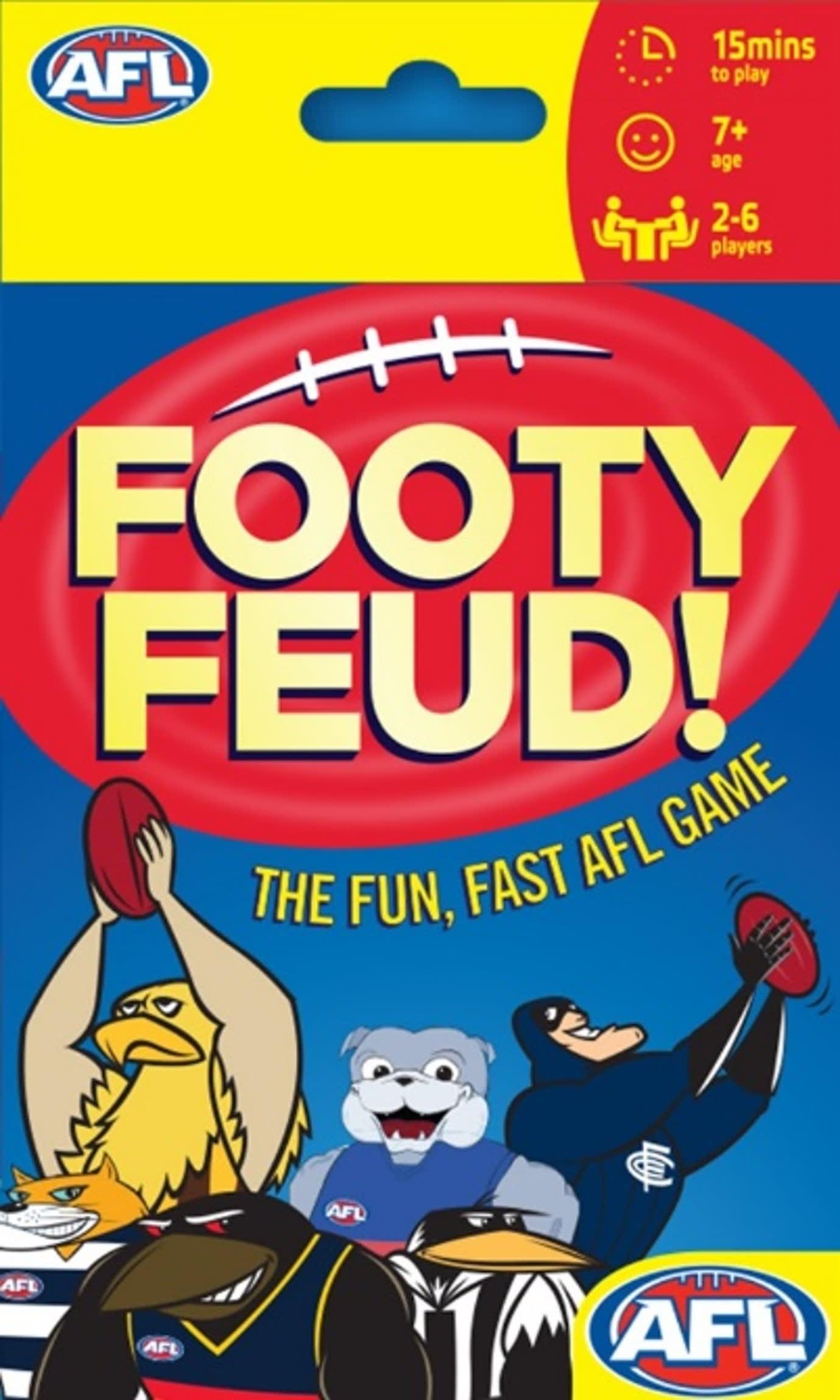 Footy Feud