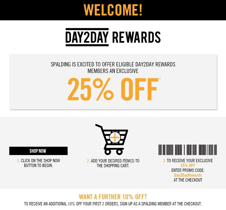 Day2Day Rewards
