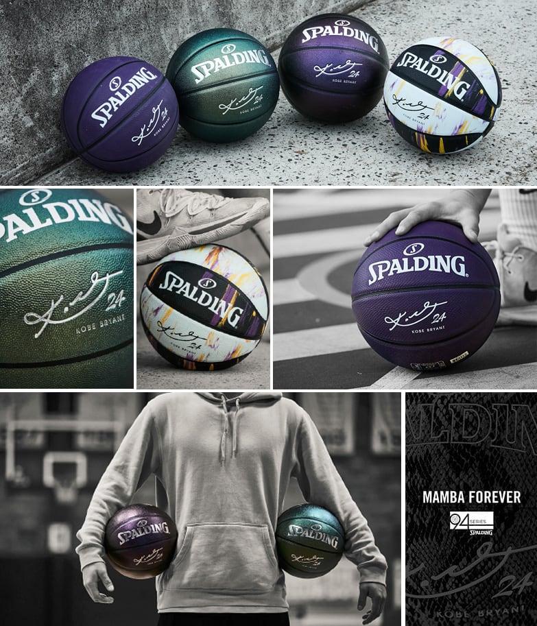 Kobe series collage