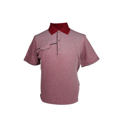 Ashworth Mens Pocket Polo Shirt