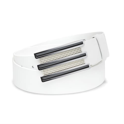 Adidas Trophy Belt - White / Chrome
