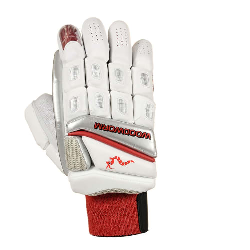 Woodworm Cricket Test Elite Batting Gloves