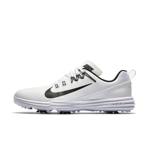 Nike Lunar Command 2 Golf Shoes - White