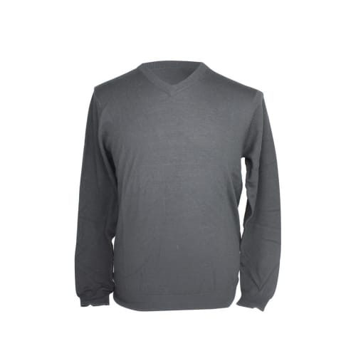 Ashworth Mens Merino V-Neck Sweater