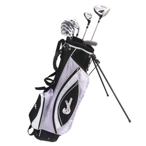Confidence Golf Lady Power V2 Club Set & Stand Bag