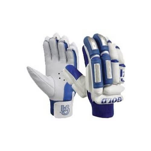 CA Cricket Gold Youths Left Hand Cricket Batting Gloves
