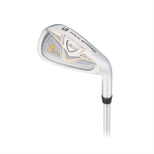 Palm Springs Golf Ladies 2EZ Iron Set - 5-SW