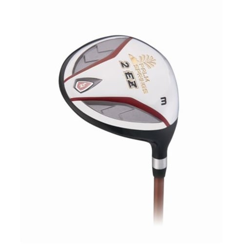 Palm Springs 2EZ Stainless Steel Titanium Fairway Wood