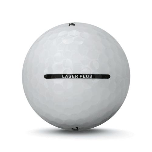 24 RAM Golf Laser Plus Golf Balls - White