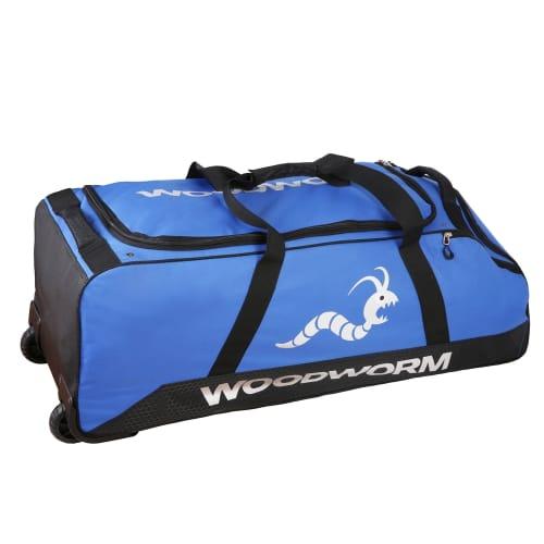 Woodworm Cricket Test Elite Wheeled Cricket Bag