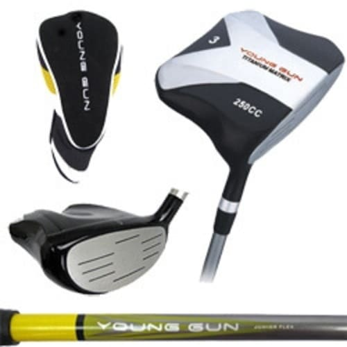 Young Gun Golf Clubs Kids Square Junior Right Hand 3 Wood