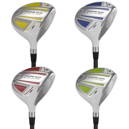 Young Gun ZAAP Junior Kids Golf 3 Wood