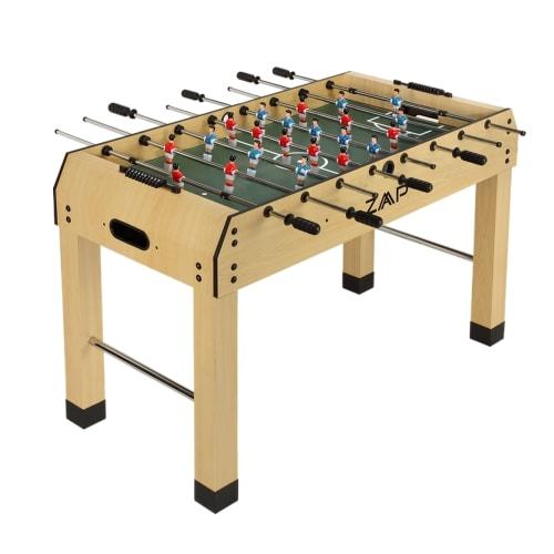 ZAAP 4 Foot Foosball Table Soccer Football Table