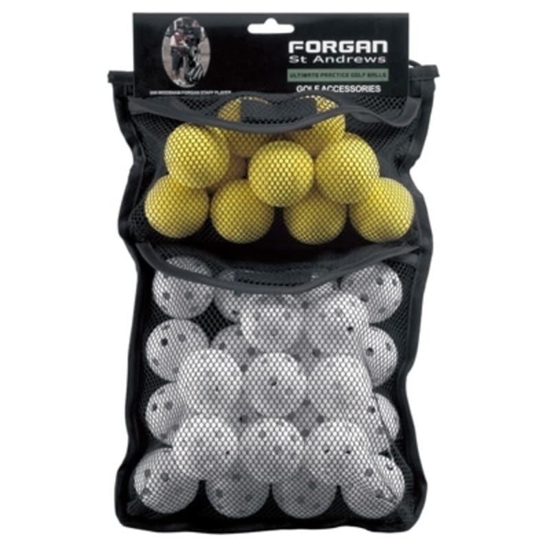 Forgan Golf Ultimate Practice Golf Balls #
