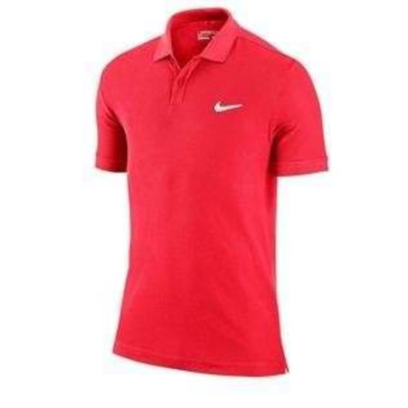 Nike Mens Dri-Fit Sport Pique Polo Shirt