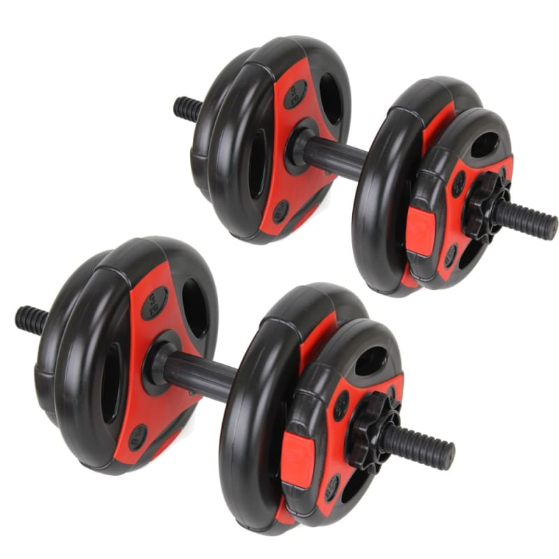 Confidence Pro 20kg Dumbbell Weights Set