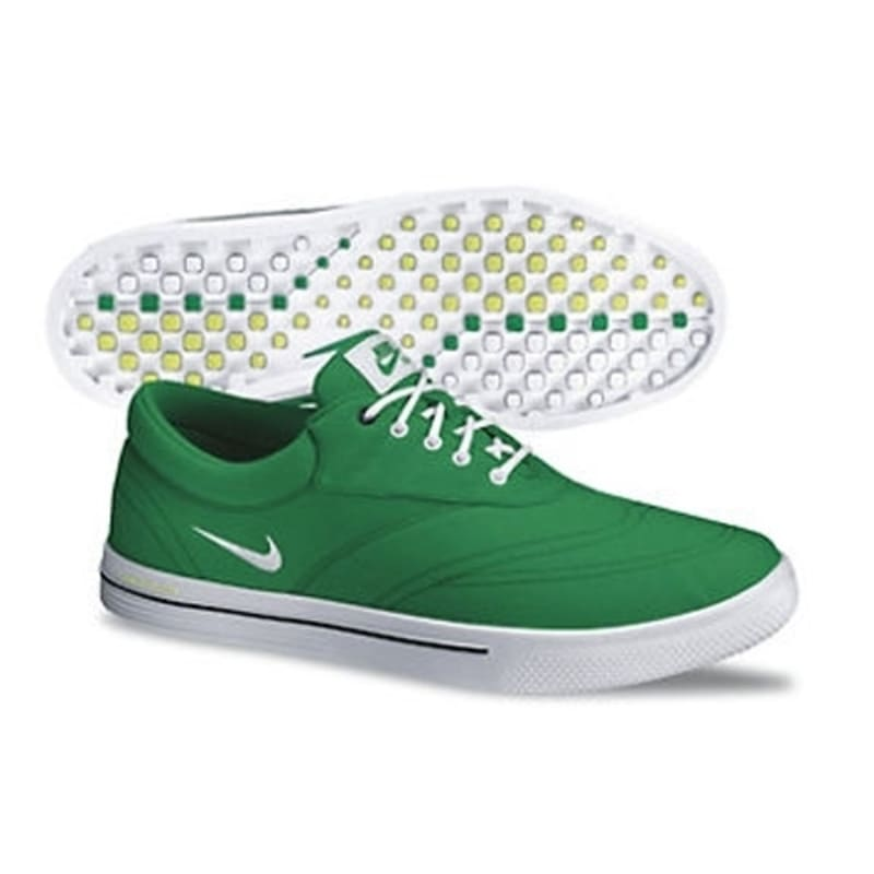 new product 27ff5 93ccd Nike Lunar SwingTip Canvas Golf Shoes - GolfGear.co.uk - GolfGear