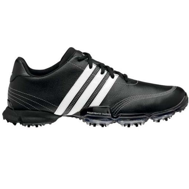 Adidas Powerband Grind 2 Golf Shoes BLACK/WHITE